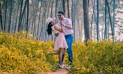 Pre wedding Shoot (memorableframe) Tags: prewedding preweddingphotgrapher preweddingshoot wedding shoot mumbai india photographer photography photographers love lovely couple forever alibaug beach fort