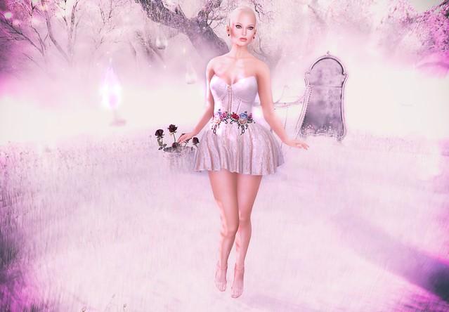 [LIZ] In Designer Showcase Event - Tuccia Mini Dress