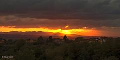 Toskana - 16101505 (Klaus Kehrls) Tags: toskana landschaft natur sonnenuntergang himmel wolken italien