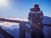 Above the clouds ... (Piton Maido 2190m, Réunion) (davYd&s4rah) Tags: maido piton réunion island summer clouds mountains sun sunrise sunlight sky view cirque de mafate reunion france eu blue
