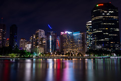 Brisbane at night (handyphoto) Tags: nikon night tokina wideangle brisbane d7100 ndfilter 12mm24mm outdoors cityscape