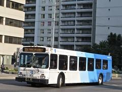 York Region Transit 1015 (YT   transport photography) Tags: york region transit yrt new flyer d40lf bus