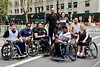 Adaptive Basketball in Foley Square (NYCDOT) Tags: foleysquare citisummerstreets summerstreets