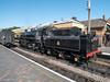76084 At Sheringham Station (David S Wilson) Tags: norfolk lumixdmcgm5 2017 england davidswilson uk adobelightroom6 76084 brclass4mt260