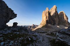 (tho.kruse) Tags: aktivitäten dreizinnen italien orte sport südtirol wandern