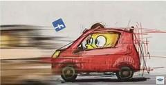 Emoji kisfilm sorozattal kampányol a Ford a biztonságos vezetésért. (autoaddikthu) Tags: autó donttextanddrive emoji ford jármű kocsi