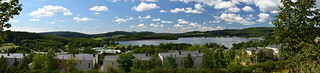 Bostalsee panorama