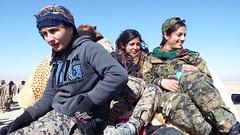 Kurdish YPG Fighters (Kurdishstruggle) Tags: ypg ypj ypgypj ypgkurdistan ypgrojava ypgforces ypgkämpfer ypgkobani ypgwomen ypgfighters jinjiyanazadi resistancefighters heroes revolutionary revolution yekineyênparastinagel warphotography warriors freekurdistan berxwedan freedomfighters army freiheitskämpfer struggle raqqa rakka soldiers combat comrades isil kurd kurdish kurden kurdistan kürt kurds kurdishforces syria kurdishregion syrien kurdishmilitary military kurdisharmy liberty kurdishfighters fighters femalefighters feminism kurdishfemalefighters womenfighters women kurdishwomenfighters courage revolutionarywomen defenceforces kämpfer