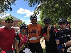 WABA 50 States Ride 2017 Lunch Break 2 (Mr.TinDC) Tags: people friends cyclists 50statesride dc washingtondc