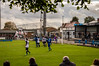 Heanor Town (nonleaguepap) Tags: fa vase derbyshire derby heanor town holbrook sports green grass pitch white black blue cloud sky football non league midalnd central lines shirts shorts socks
