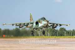 Su-25 during Aviadarts-2016 flight skills competition in Dyagelevo airfield at Riazan (The best from aviation) Tags: aircraft airplane canon dyagelevo airjet air spotting planespotting planes celebrate plane riazanl jet avia anniversary aerobatic russian aviadarts su25