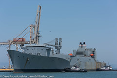 Pier 80 SS Capella MARAD Ship 8-2017 (daver6sf@yahoo.com) Tags: sscapella portofsanfrancisco pier80 p80 marad sanfranciscobay