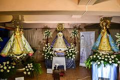 Replicas of the three canonically crowned images (Tres Coronadas) of the Diocese of Antipolo: Nuestra Señora de Aranzazu, Nuestra Señora de la Paz y Buen Viaje, and Nuestra Señora de los Desamparados de Marikina (Fritz, MD) Tags: kalumpangmarianexhibit2017 marianexhibit kalumpang kalumpangmarikinacity sanantoniodepaduaparish parokyanisanantoniodepadua marikinacity nuestraseñoradelapazybuenviaje birhenngantipolo ourladyofpeaceandgoodvoyage ourladyofantipolo antipolocathedral nationalshrineofourladyofpeaceandgoodvoyage nuestraseñoradelosdesamparados ourladyoftheabandoned inangmgawalangmagampon nuestraseñoradelosdesamparadosdemarikina diocesanshrineandparishofourladyoftheabandoned nuestraseñoradearanzazu ourladyofaranzazu birhenngaranzazu trescoronadas dioceseofantipolo
