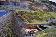 Caban-coch Dam (charlottehbest) Tags: charlottehbest wales april uk easter exploring elanvalley elan reservoir lake rhayader