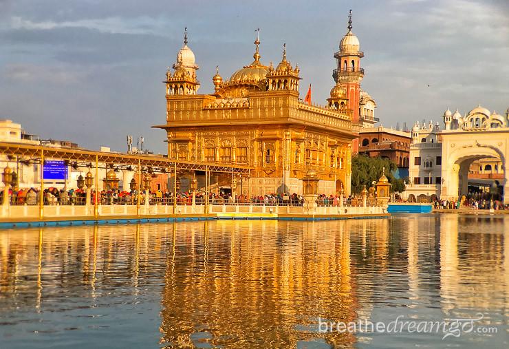 Photo Essay: Harmandir Sahib Golden Temple
