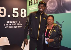Sport Minister Grange tells Jamaica's Team at the IAAF Championships that Jamaica remains fully behind them