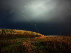 Earth is Stonger (Angélique Kowalski) Tags: paysage bretagne ciel arc en