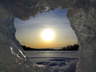 * Winter Stargate! *