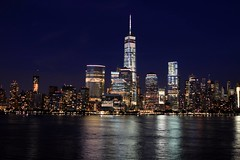 New York City downtown (jonathanzhong1) Tags: