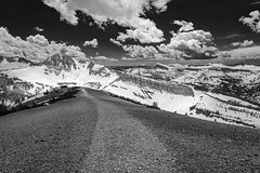 Teton Village (Jackson, Wyoming) (Kᵉⁿ Lᵃⁿᵉ) Tags: geo:lat=4359723053 unitedstates usa geo:lon=11087136805 geotagged adventure bw baw blackwhite blackandwhite canyon clouds cloudscape exploring jacksonhole jacksonholemountainresort jacksonholevalley jacksonholewyoming landscape monochrome monotone mountainrange mountainview naturalwonder nature scenic scenicview skiarea skiareaboundary skilift skiresort sky snow tetonvillage tetonvillagewyoming tourism touristattraction travel travelblog travelphotography travelingadventures whiteblack worldadventures worldtravel wy wyoming