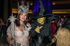 _Y7A9043 DragonCon Sunday 9-3-17.jpg (dsamsky) Tags: wizardofoz costumes atlantaga dragoncon2017 marriott dragoncon cosplay wickedwitchofthewest cosplayer 932017 sunday glinda