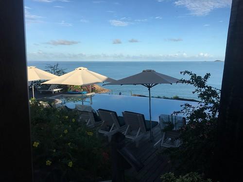 Pool at Cocobay Resort, Antigua