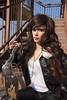 Model: Maca (Limit Breaker Media) Tags: final fantasy viii 8 squall gamer chick cosplay cosplayer girl hottie cutie gunsword gunblade sword photoshoot downtown cheyenne maca model models portrait
