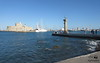 Mandraki port, Rhodes, Rhodes island (John Kyrkimtzis) Tags: dodecanese greekislands rhodes rodos mandraki kolosos