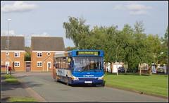 Stagecoach 34592 (Lotsapix) Tags: stagecoach midlands buses dennis dart adl alexander plaxton pointer daventry 11 langfarm 34592 kp04gzm