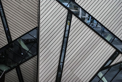 ROM (Marcanadian) Tags: toronto ontario canada downtown city urban building architecture open streets august summer 2017 to rom royal museum libeskind crystal