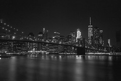 The Brooklyn Bridge (superzombie71) Tags: rollei 35 pan f ilford rodinal new york city nyc