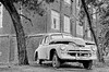 #Georgia #Tbilisi /All Right Reserved © (Al Banawi) Tags: black white car photograph georgia tbilisi may russia amman jordan life old but gold