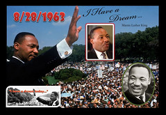 """Martin Luther King (MLK) """"I Have a Dream"""" 8 28 1963. (Monte Mendoza) Tags: mlk martinlutherking ihaveadream 1963 history 828"""