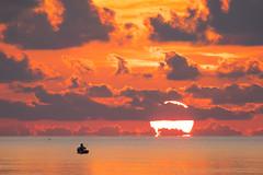 Morning Calm (gseloff) Tags: fishing sunrise surf ocean water kayak fisherman bolivarflats gulfofmexico galvestoncounty texas forjasmine gseloff top20texas