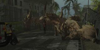 Peak time traffic [The Salted Ruins]