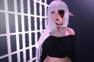 Missin Bloody Eye!@Suicide Dollz