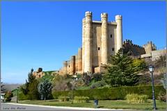 Castillo de Valencia de Don Juan - León (Luisa Gila Merino) Tags: castillo cieloazul airelibre provincialeón