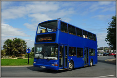 1913, Ryde (Jason 87030) Tags: volvo b7tl plaxton president doubledecker festival 80s pop music august 2017 blue wheels bus shuttle smallbrook stadium ryde esplanade iow island isleofwight sunny weather holiday roundabout sony ilce alpha camera people tourists 1913 hosouthcoast goahead southernvectis sbl364