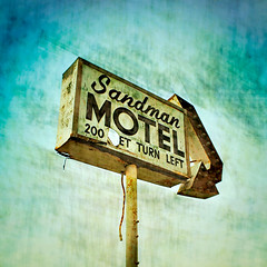 enter sandman / prcssd. inglewood, ca. 2016. (eyetwist) Tags: eyetwistkevinballuff eyetwist prcssd sign sandmanmotel arrow worn broken inglewood california apple iphone 6s iphoneography mobile apps processed postprocessed postprocessing photoshop lensblur vignette texture secretrecipe digixpro square supersaturated signaltonoise graphic typographic typography type signs signage signgeeks text letters american west losangeles los angeles angeleno la sandman motel entersandman inglewooduptonogood turnleft vintage weathered morpheus gaiman sleep metallica