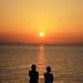 Fissavano il sole - They stared at the sun.