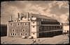 Halifax Citaldel (johnscratchley) Tags: blackandwhitephotography buildings sepiatone landscape novascotia hdr