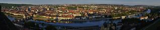 Fast ganz Würzburg