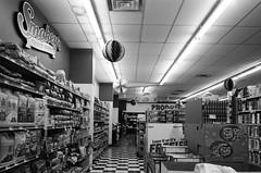 (DanJBailey) Tags: smoky bear smokeythebear tourism travel smalltown town ghosttown ghost depressed depression lonely empty store nm newmexico 35mm 35mmfilm film m4 m42 leicam42 leica tmax kodaktmax kodak mono monochrome be blackandwhite