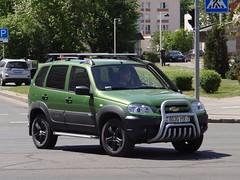 Chevrolet Niva Bertone Edition (Skitmeister) Tags: skitmeister minsk belarus witrusland минск беларусь
