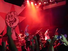 Prophets of Rage - Tom Morello (Thomas Baptiste Morello), Chuck D (Carlton Douglas Ridenhour), B-Real (Louis Freese), Brad Wilk (Bradley J. Wilk), Tim Commerford (Timothy Robert Commerford) & DJ Lord (Lord Aswod) (Peter Hutchins) Tags: prophetsofrage prophets rage tom morello chuck d breal brad wilk tim commerford dj lord tommorello chuckd bradwilk timcommerford djlord 930 club publicenemy against machine audioslave public enemy cypress hill rageagainstthemachine cypresshill 930club washington dc usa