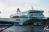 Tallink Cruise (Madhusudan dv) Tags: port stockholm helsinki tallink silja line cruise ship travel europe finland sweden trip nikon d5200 ocean blue sea evening shoot sunset boat pic beautiful victoria terminal outdoor cloud shore