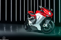 M V Agusta F3 800 (adilkhan09) Tags: adils photography exotic mvagusta sports f3 800 hyderabad india sportsbike agusta red studio adilkhan moto automotive adil motorcycle bike mv speed garage alwaysdry