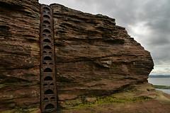 Maori totem (PentlandPirate of the North) Tags: iron ladder rust hilbreisland steel