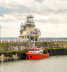 Geosurveyor 2 in Ramsgate Harbour (philbarnes4) Tags: nikond5500 philbarnes ramsgate harbour ramsgateharbour thanet kent england surveyor vessel harbourwall