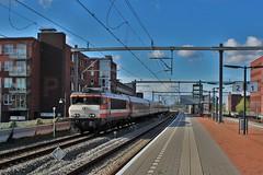 RXP 9901 te Houten Castellum (erwin66101) Tags: ns rxp railpromo locomotief müller euroexpress euro express station alkmaar trein venlo houten castellum railexperts